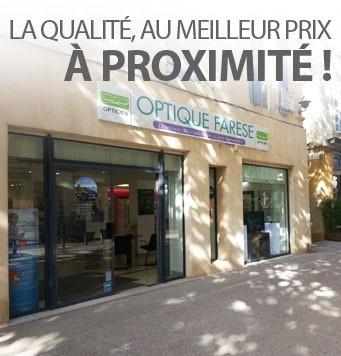 Opticien sur salon de provence optique farese 32 cours carnot 13300 - Opticien salon de provence ...