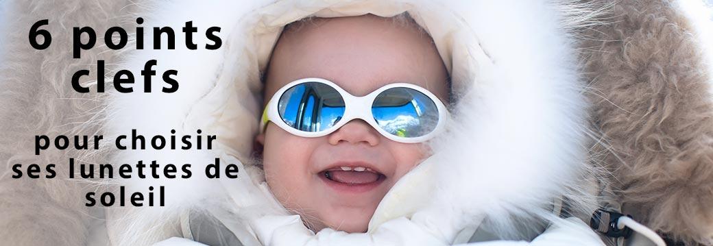 Choisir ses lunettes de soleil en 6 leçons